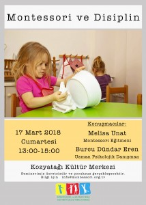 Montessori ve Disiplin